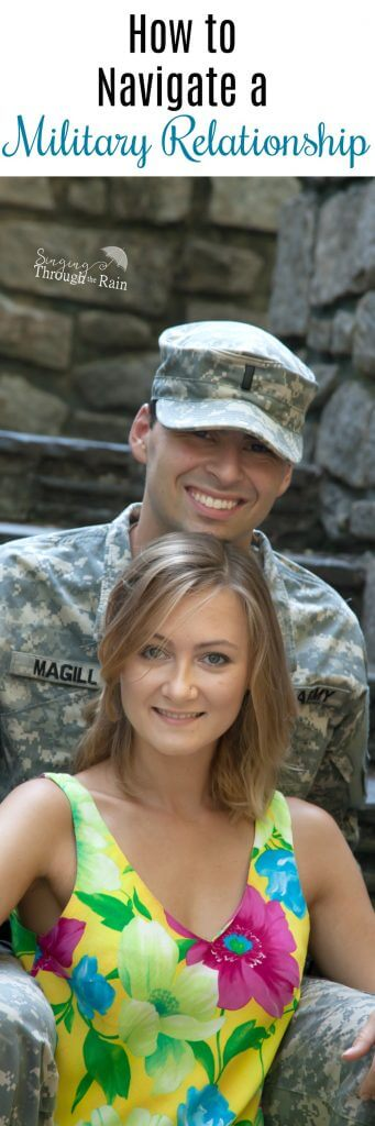How to Navigate a Military Relationship