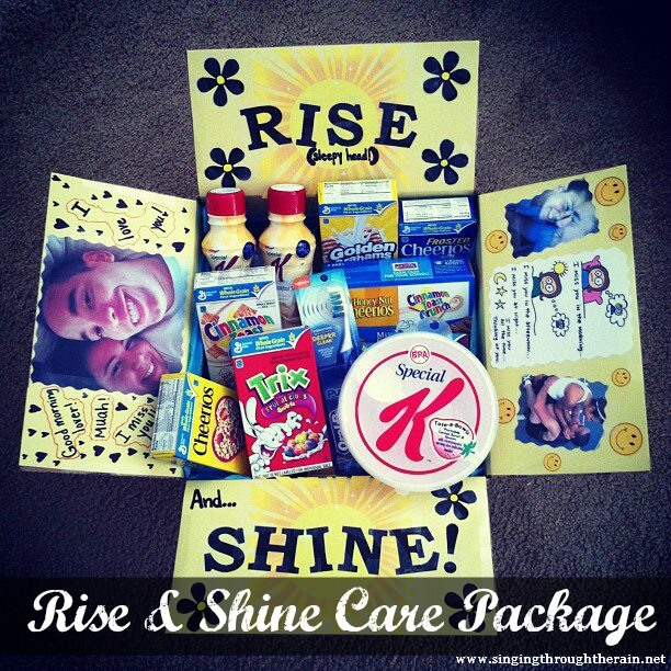 Rise and Shine Care Package