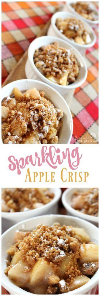 Sparkling Apple Crisp