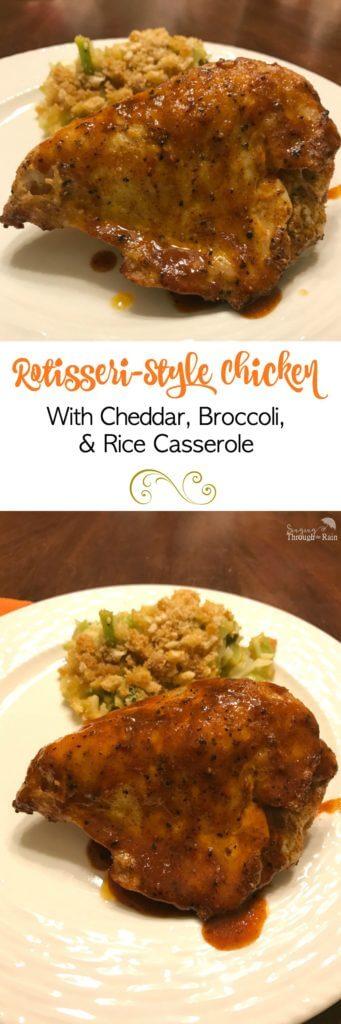 rotisseri style chicken