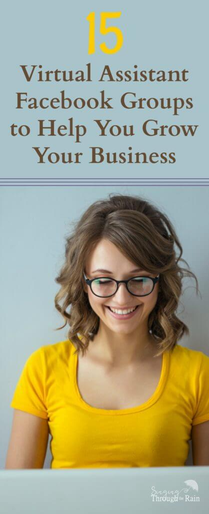 15 Virtual Assistant Facebook Groups to Help You Grow Your Business