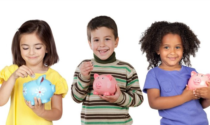 teaching your children about money