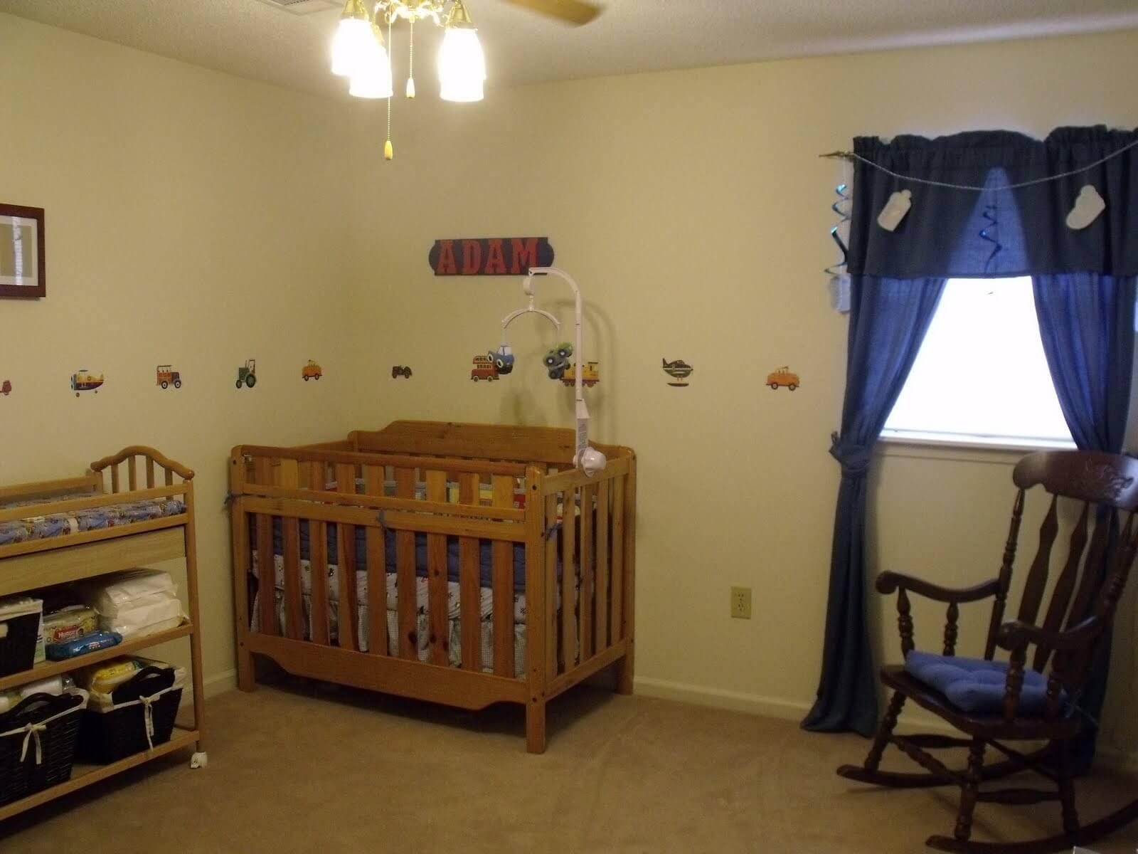 Adam's Nursery