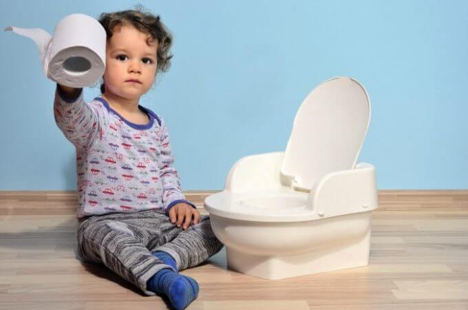 Potty Training Special Needs