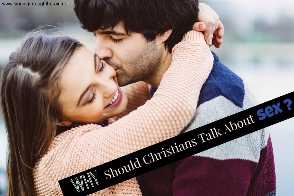Should Christians talk about sex