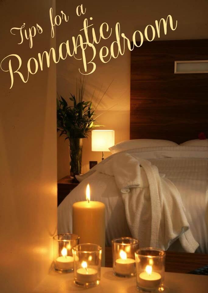 Tips For A Romantic Bedroom Singing Through The Rain - Romantic candle light bedroom