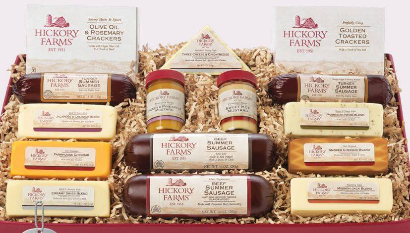 Hickory Farms Giveaway | Singing Through the Rain