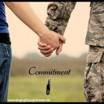 A Military Wife's Promise