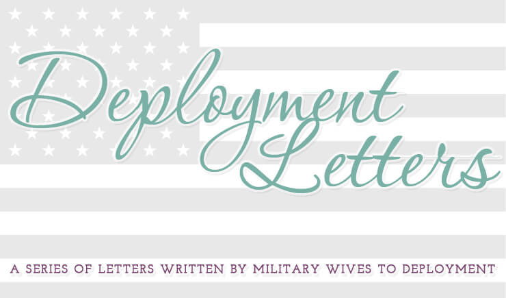 Dear deployment letters singing through the rain dear deployment letters thecheapjerseys Image collections