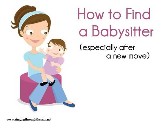How to Find a Babysitter
