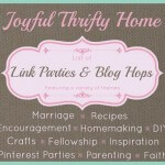 Linky parties and Blog hops