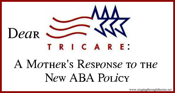 tricare ABA policy