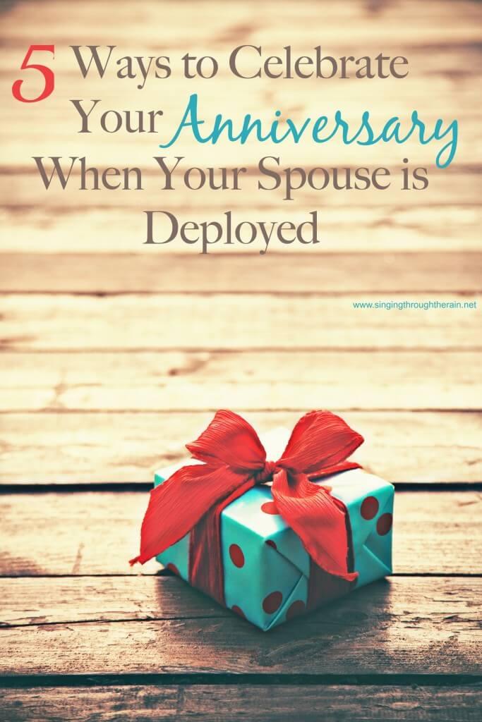 ways to celebrate your anniversary