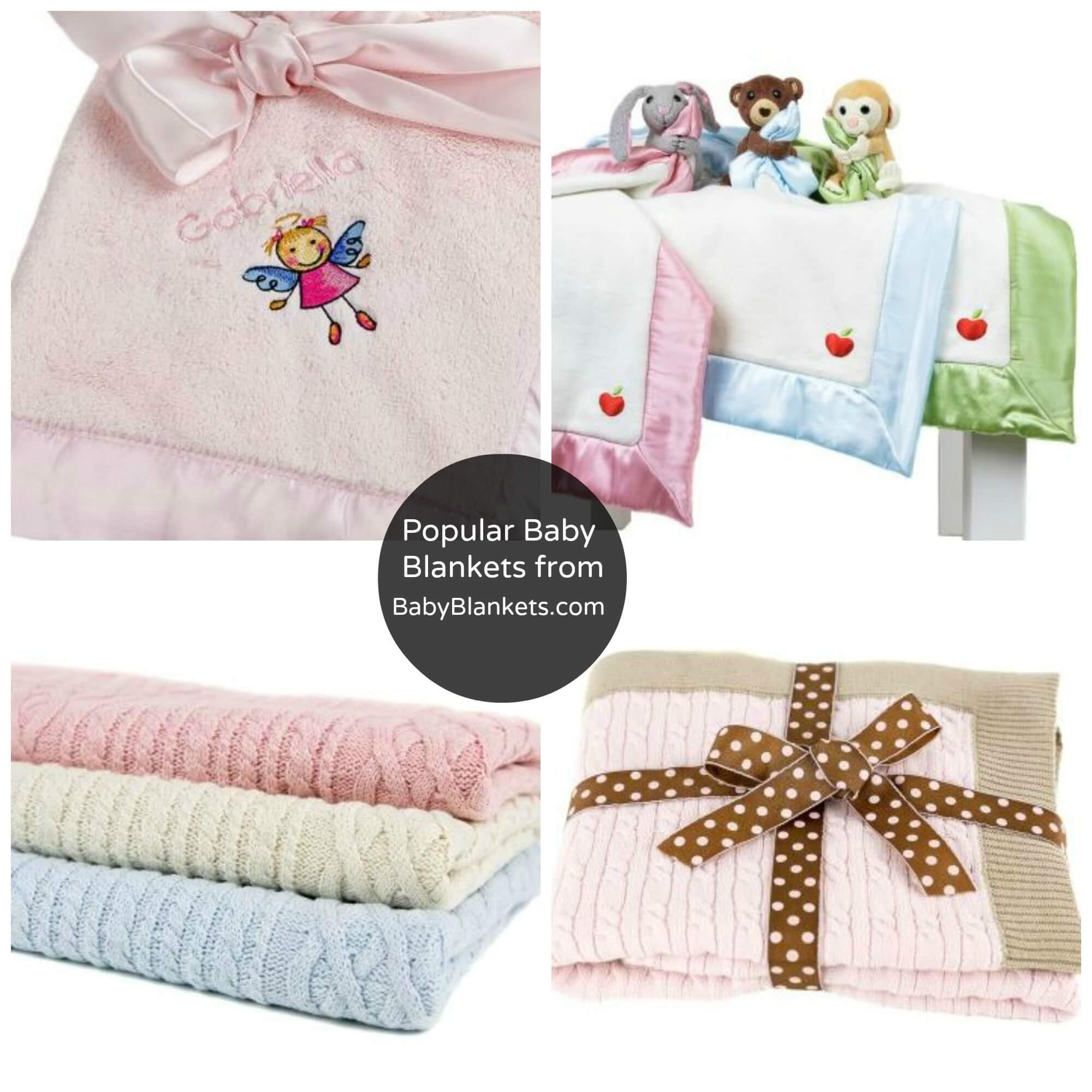 Popular Baby Blankets