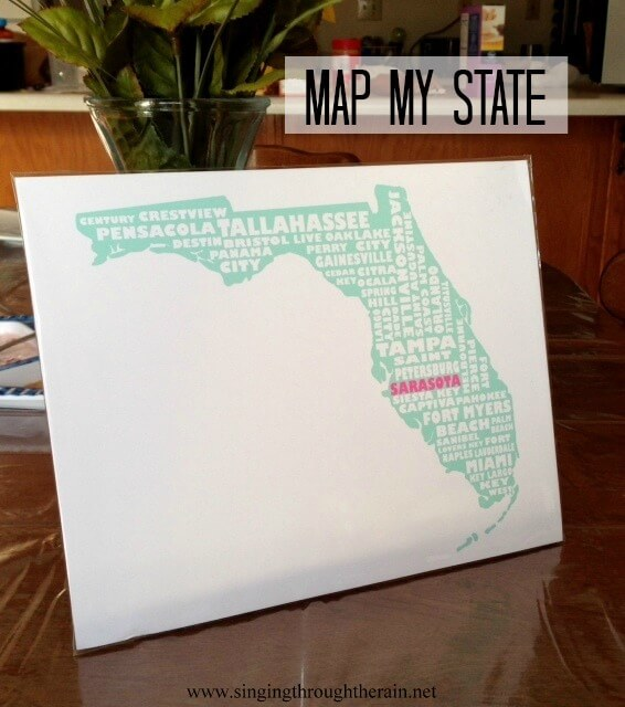 map my state