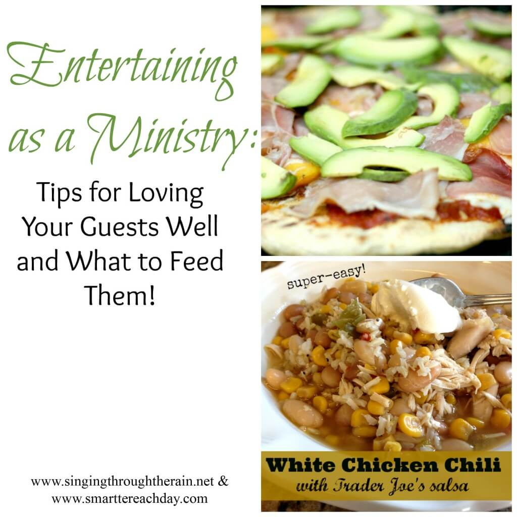 Entertining as a Ministry