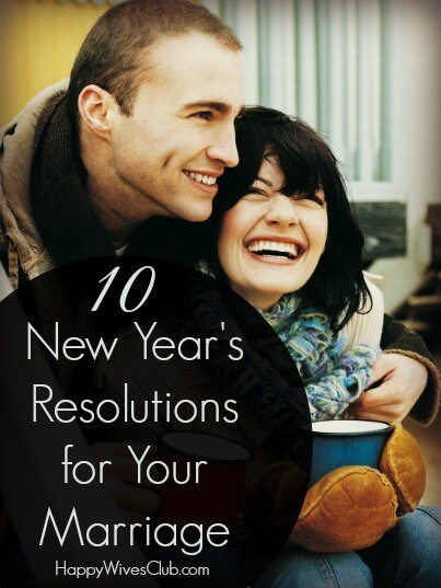 Resolutions for Your Marriage