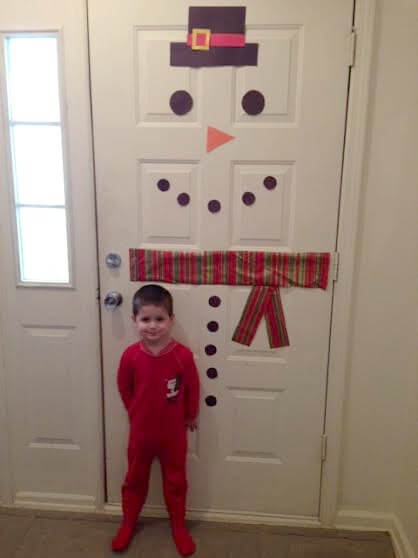 Snowman Kid's Craft