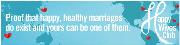 Secret to a Happy Marriage