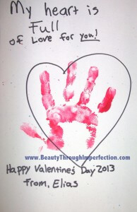 Valentineu0027s Day Craft For Toddlers