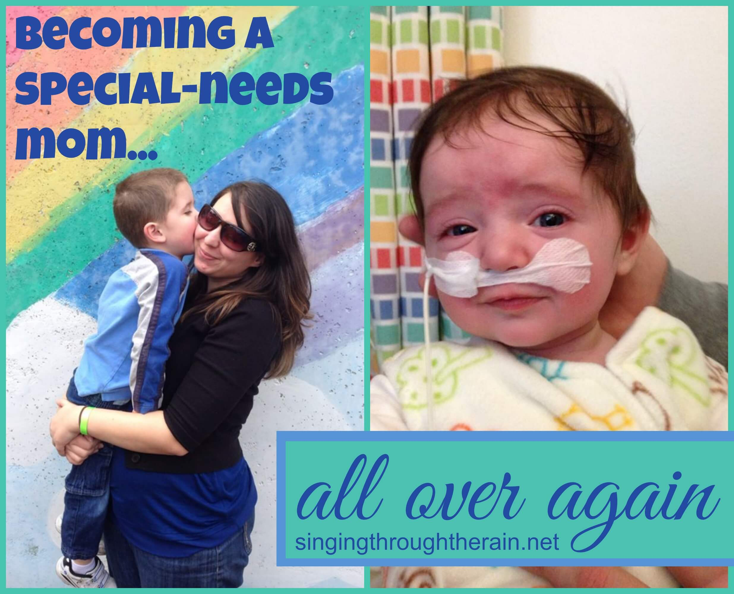 becoming a special needs mom