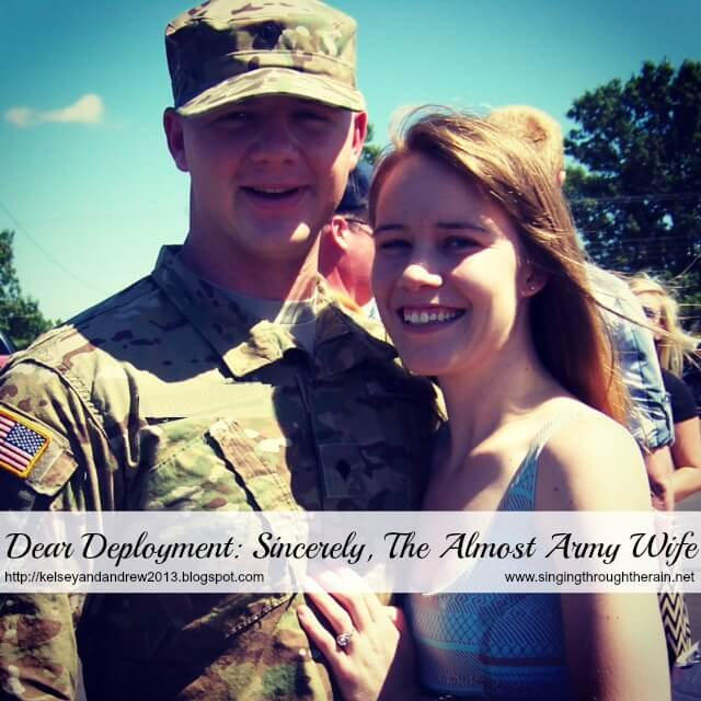 The Almost Army Wife