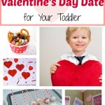 Valentine's Day Date with your Toddler