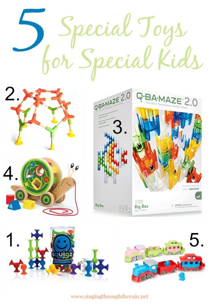 Special Toys for Special Kids