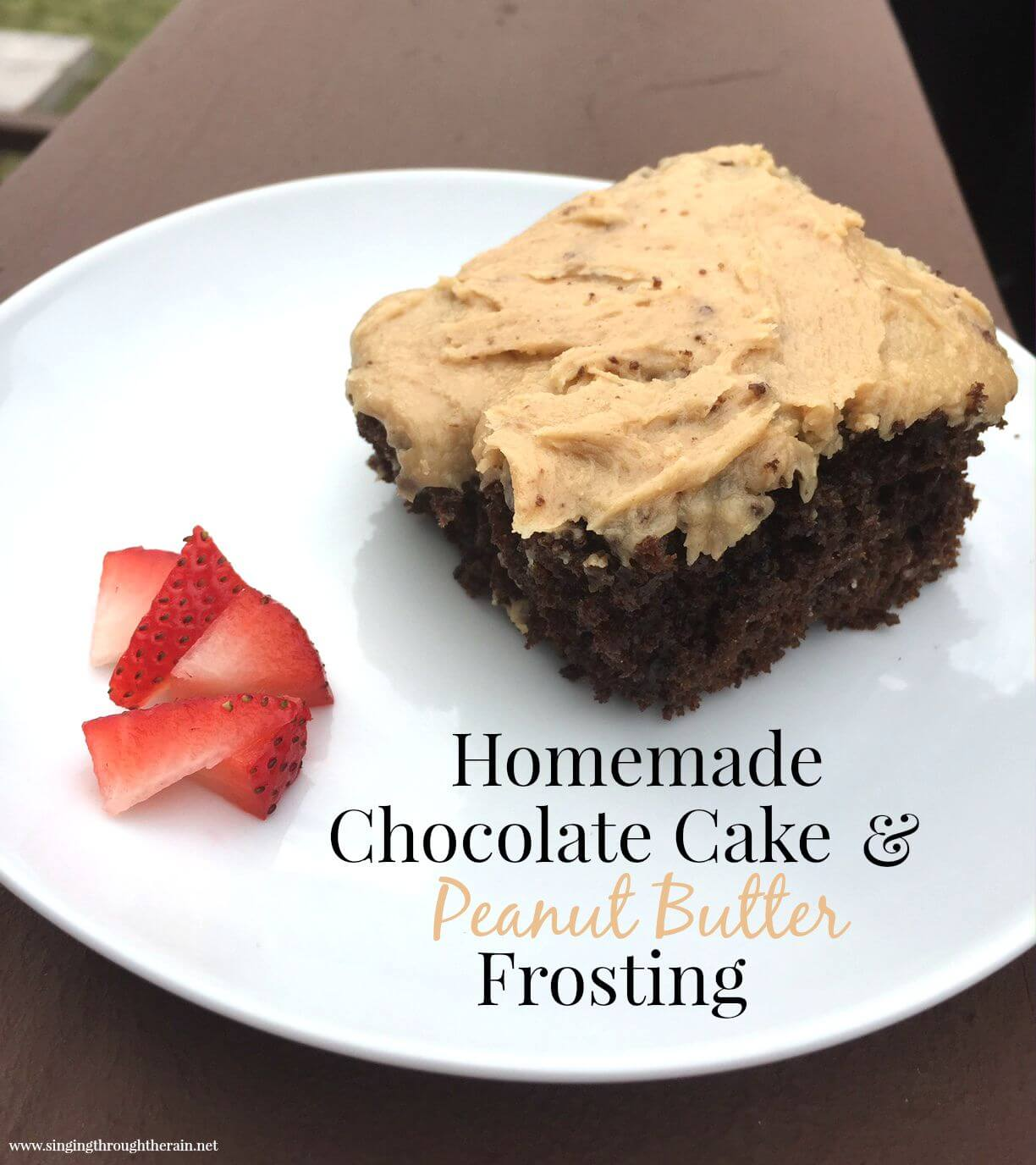 How To Make Homemade Cake Frosting From Scratch