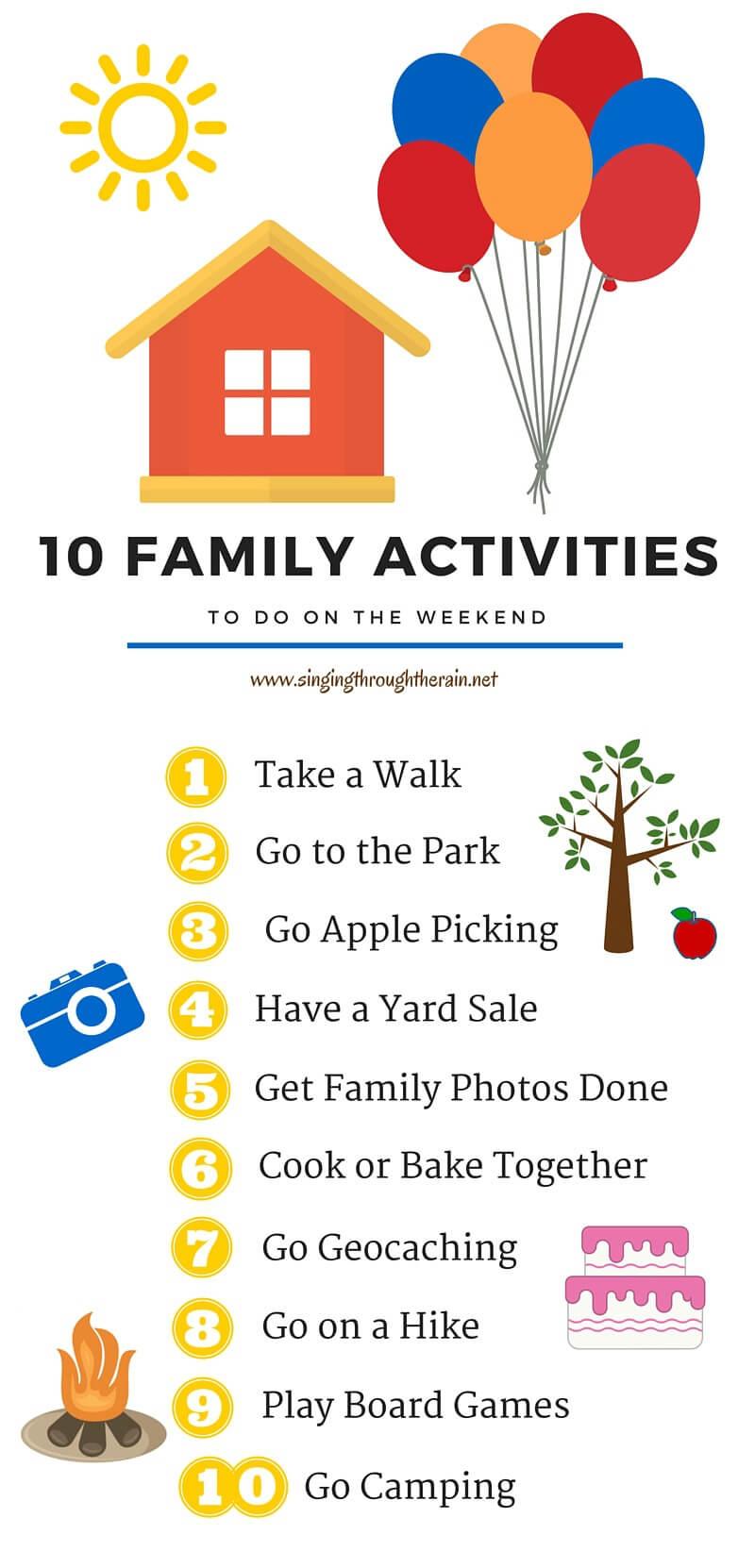 Familiy Activities