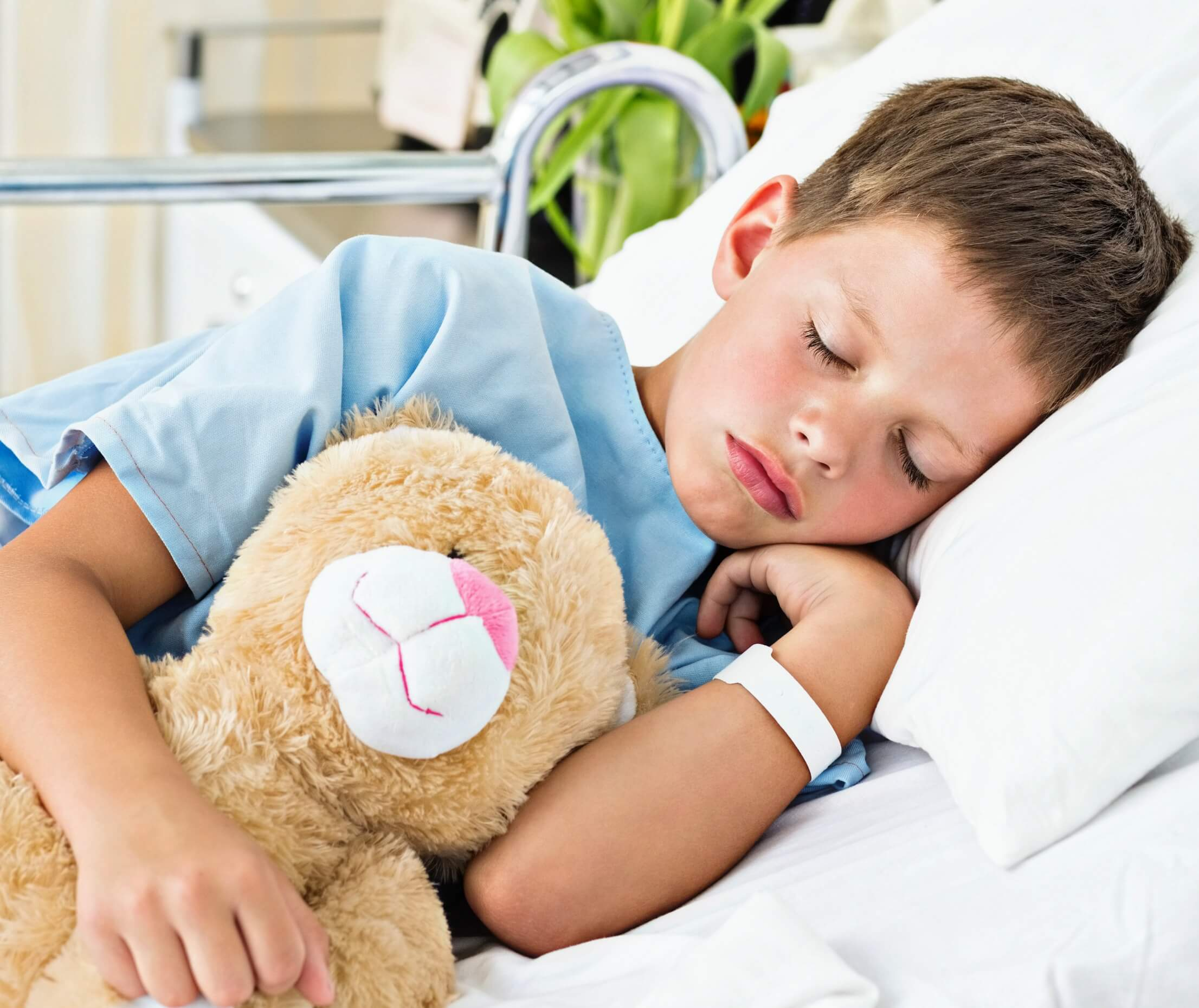 Image result for child in hospital