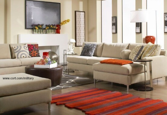 4 tips for doing a military move across the country for Furniture rental