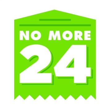 No More 24