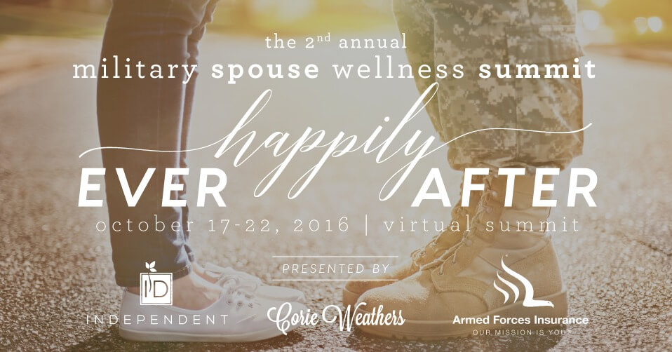 Military Spouse Wellness Summit