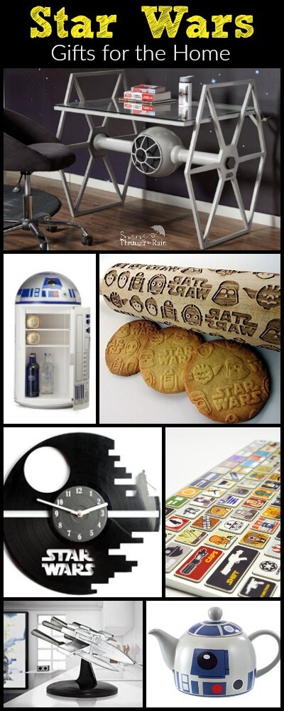 Star Wars Home Decor