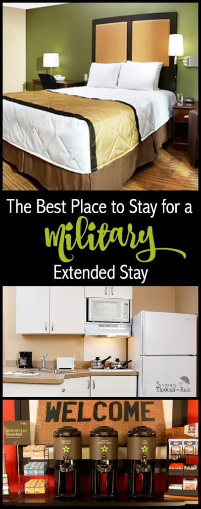 The Best Place to Stay for a Military Extended Stay
