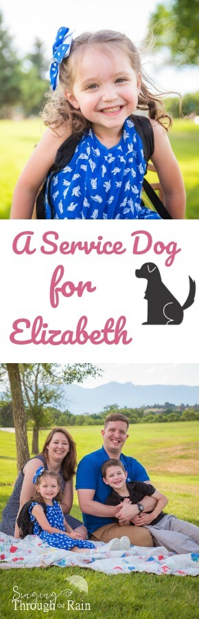 A Service Dog for Elizabeth