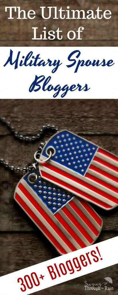 Military Spouse Bloggers