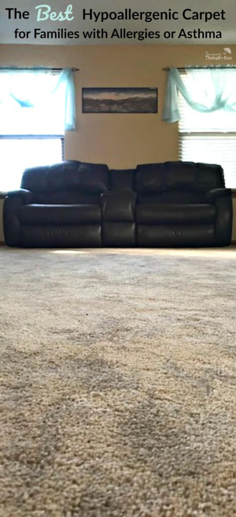 The Best Hypoallergenic Carpet for Families with Allergies or Asthma