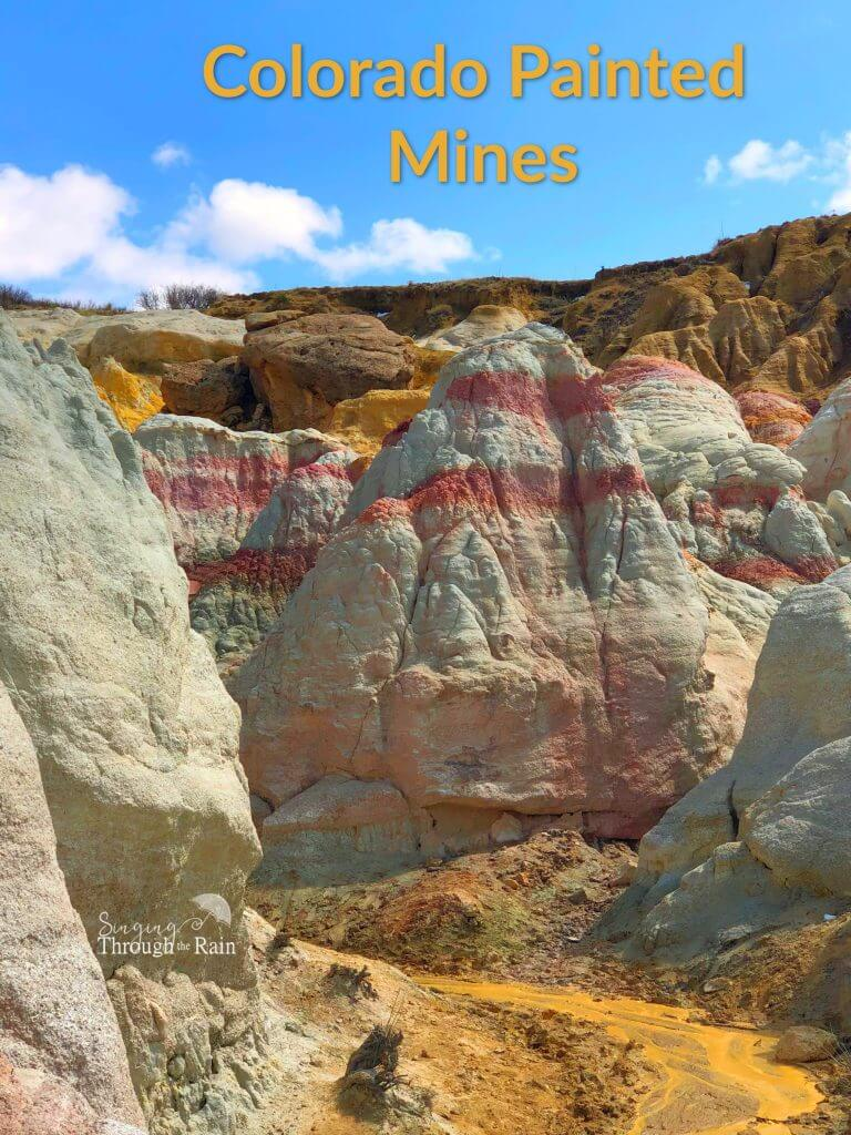 The Painted Mines